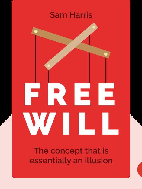 Free Will von Sam Harris