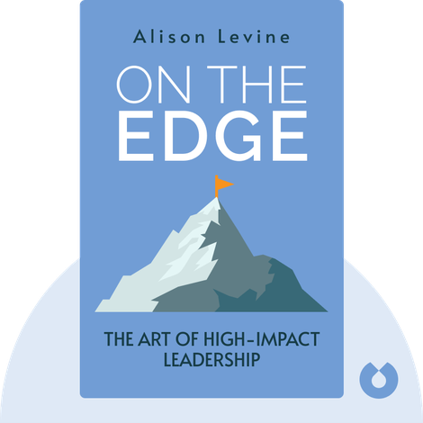 On The Edge by Alison Levine