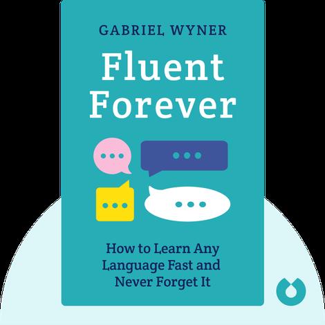 Fluent Forever by Gabriel Wyner