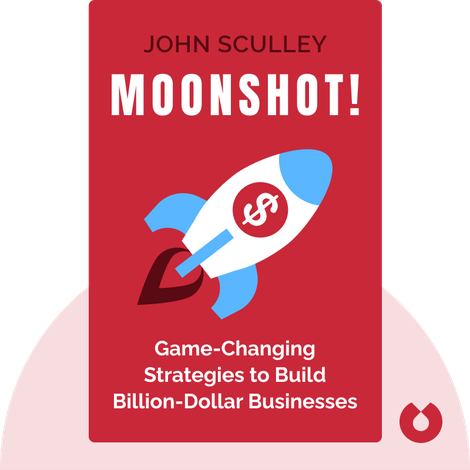 Moonshot! by John Sculley