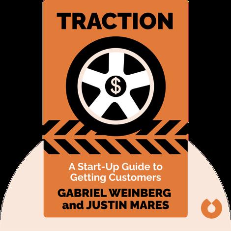 Traction von Gabriel Weinberg and Justin Mares