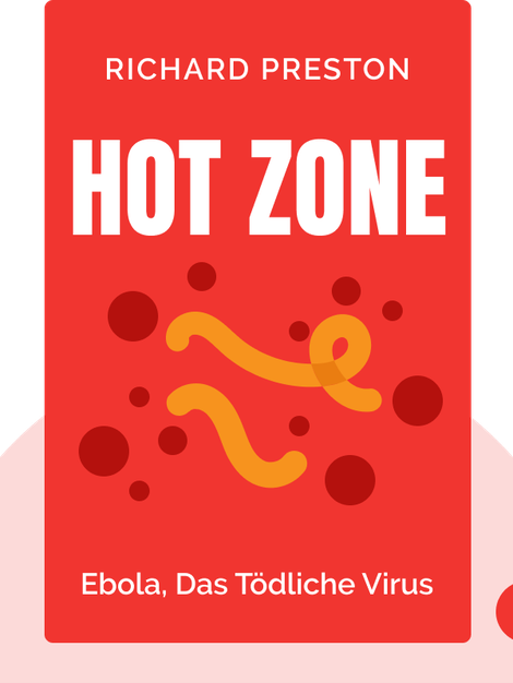 Hot Zone: Ebola, das tödliche Virus von Richard Preston