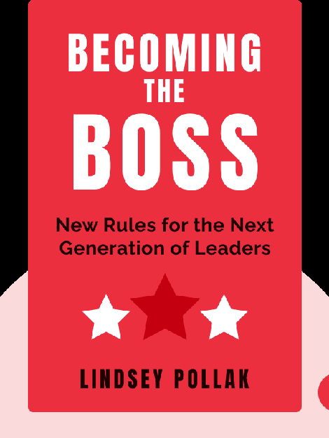 Becoming the Boss: New Rules for the Next Generation of Leaders by Lindsey Pollak