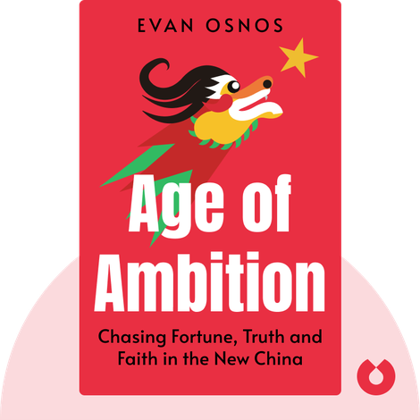 Age of Ambition von Evan Osnos