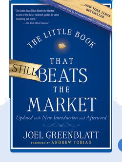 The Little Book That Still Beats the Market von Joel Greenblatt