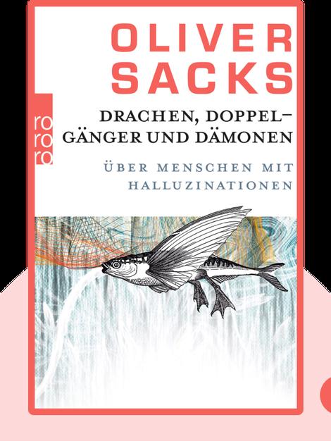 Drachen, Doppelgänger und Dämonen: Über Menschen mit Halluzinationen von Oliver Sacks
