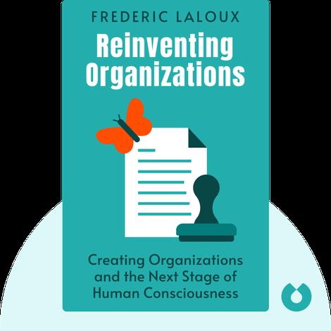 Reinventing Organizations von Frederic Laloux