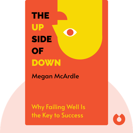 The Up Side of Down von Megan McArdle