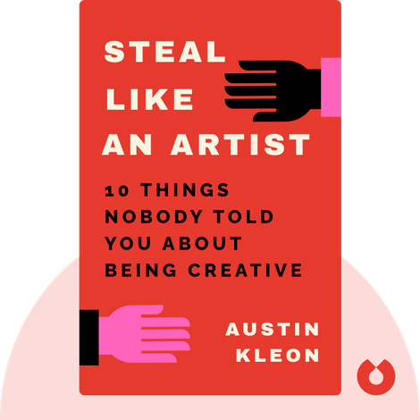 Steal Like an Artist von Austin Kleon