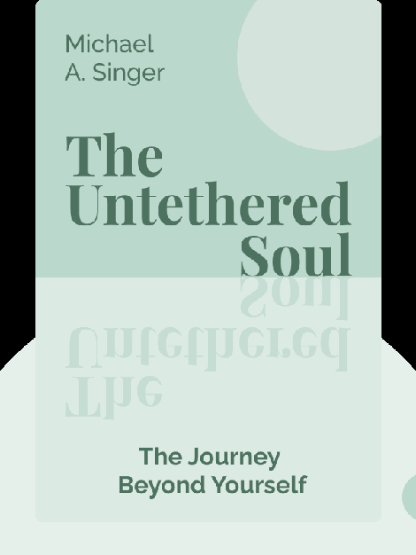 The Untethered Soul: The Journey Beyond Yourself von Michael A. Singer