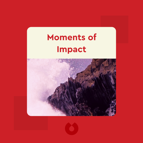 Moments of Impact von Chris Ertel and Lisa Kay Solomon