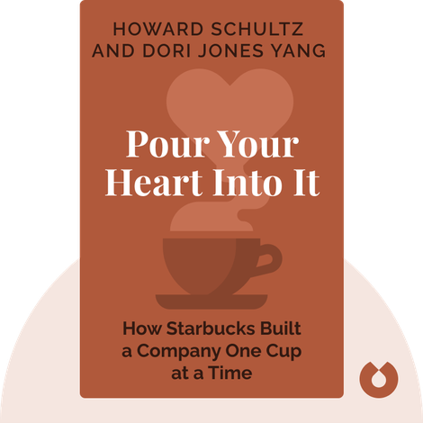 Pour Your Heart Into It by Howard Schultz and Dori Jones Yang