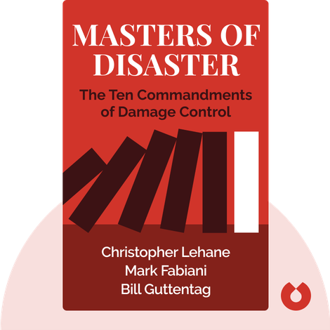 Masters of Disaster by Christopher Lehane, Mark Fabiani and Bill Guttentag