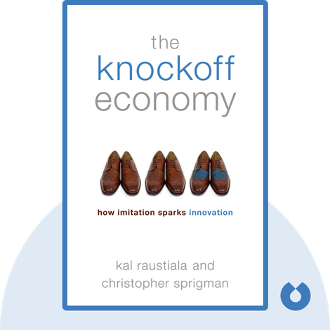 The Knockoff Economy von Kal Raustiala and Christopher Sprigman