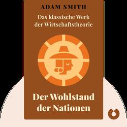 Der Wohlstand der Nationen by Adam Smith