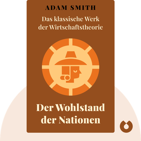 Der Wohlstand der Nationen by Adam Smith