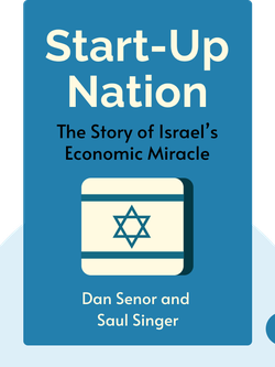 Start-Up Nation: The Story of Israel's Economic Miracle by Dan Senor and Saul Singer