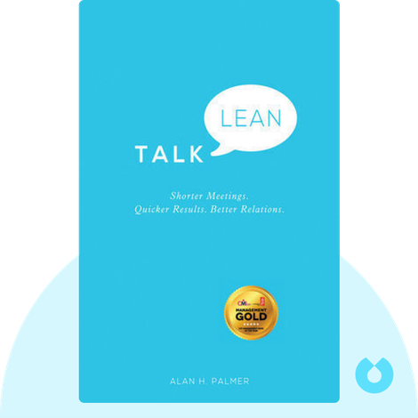 Talk Lean by Alan H. Palmer