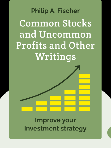 Common Stocks and Uncommon Profits and Other Writings by Philip A. Fischer