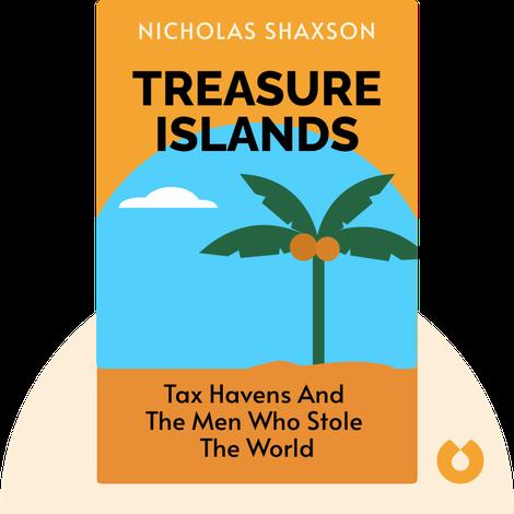 Treasure Islands von Nicholas Shaxson