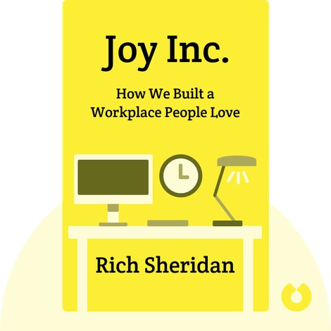 Joy Inc. von Rich Sheridan