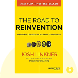 The Road to Reinvention: How to Drive Disruption and Accelerate Transformation von Josh Linkner