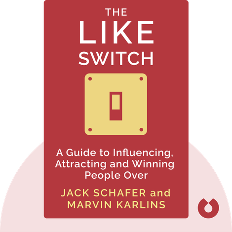 The Like Switch by Jack Schafer and Marvin Karlins