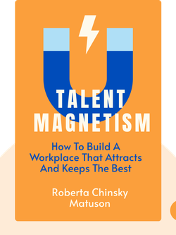 Talent Magnetism: How to Build a Workplace That Attracts and Keeps the Best  by Roberta Chinsky Matuson