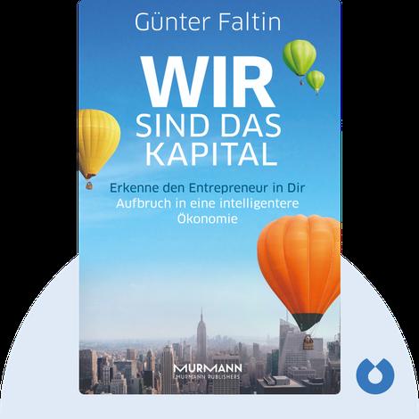 Wir sind das Kapital by Günter Faltin