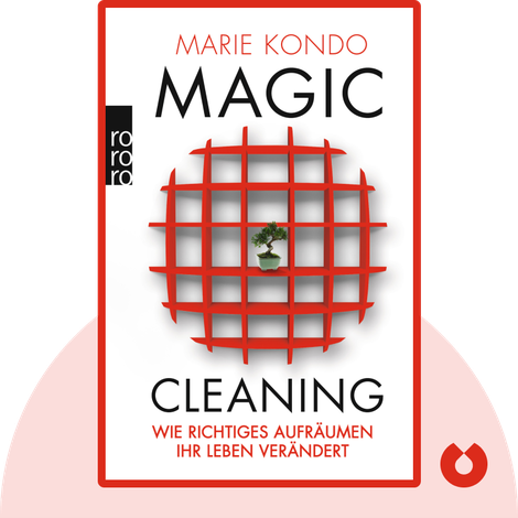 Magic Cleaning by Marie Kondo