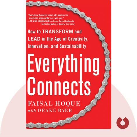 Everything Connects by Faisal Hoque and Drake Baer