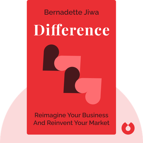 Difference von Bernadette Jiwa