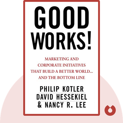Good Works! von Philip Kotler, David Hessekiel and Nancy R. Lee