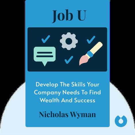 Job U by Nicholas Wyman