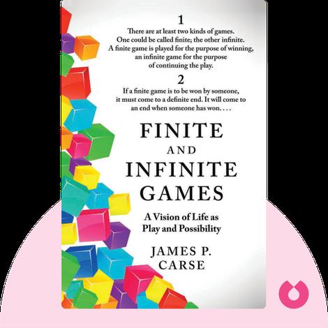 Finite and Infinite Games von James P. Carse