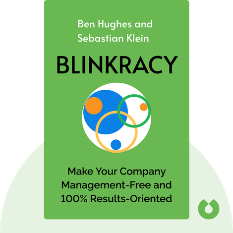 Blinkracy by Ben Hughes and Sebastian Klein
