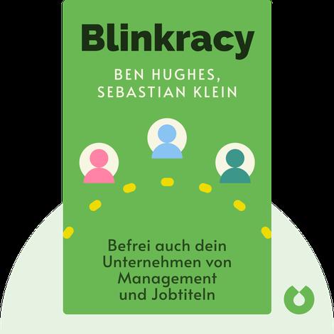 Blinkracy von Ben Hughes, Sebastian Klein
