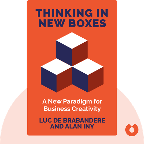 Thinking in New Boxes von Luc de Brabandere and Alan Iny