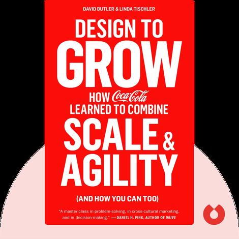 Design To Grow von Davis Butler & Linda Tischler
