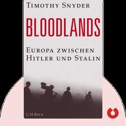 Bloodlands: Europa zwischen Hitler und Stalin by Timothy Snyder