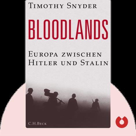 Bloodlands von Timothy Snyder