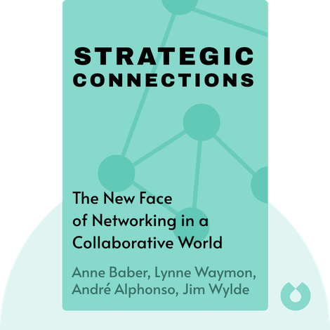 Strategic Connections by Anne Baber, Lynne Waymon, André Alphonso, Jim Wylde