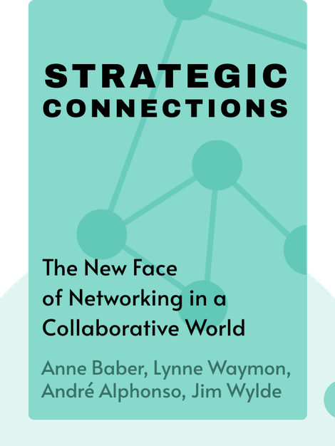 Strategic Connections: The New Face of Networking in a Collaborative World by Anne Baber, Lynne Waymon, André Alphonso, Jim Wylde