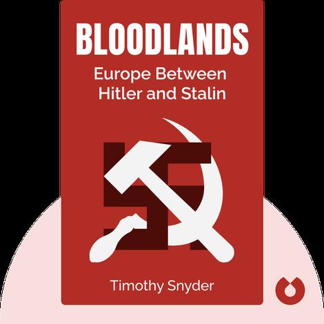 Bloodlands by Timothy Snyder
