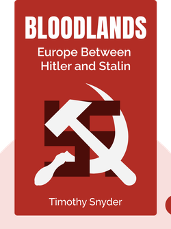 Bloodlands: Europe Between Hitler and Stalin von Timothy Snyder