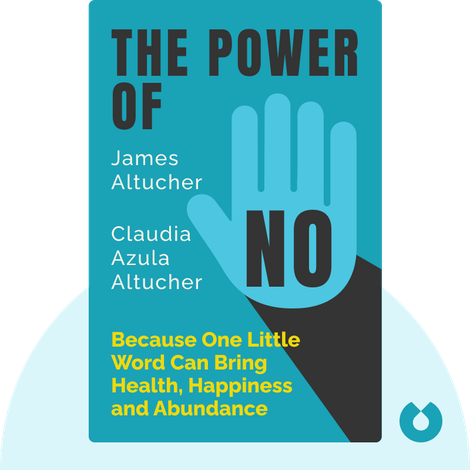 The Power of No von James Altucher and Claudia Azula Altucher