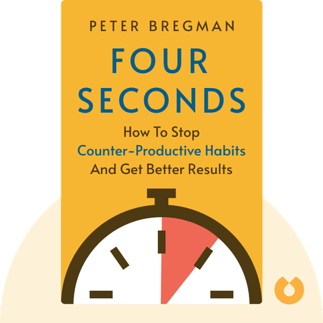 Four Seconds by Peter Bregman