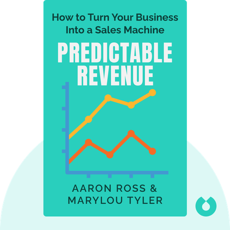 Predictable Revenue by Aaron Ross & Marylou Tyler