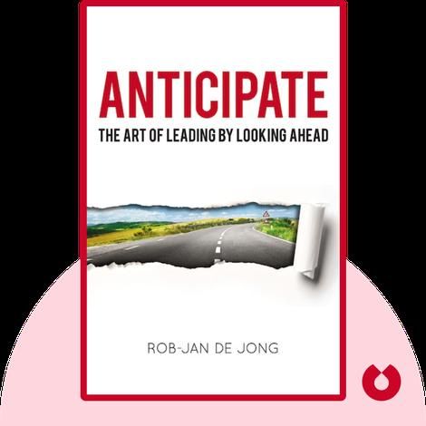 Anticipate von Rob-Jan de Jong