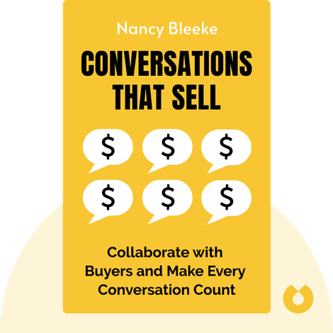 Conversations That Sell von Nancy Bleeke